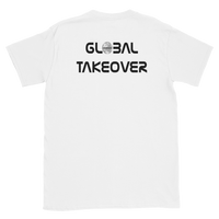 UNHINGED GLOBAL TAKEOVER T-SHIRT (White)