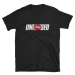 UNHINGED KISS STAIN T-SHIRT (Black)