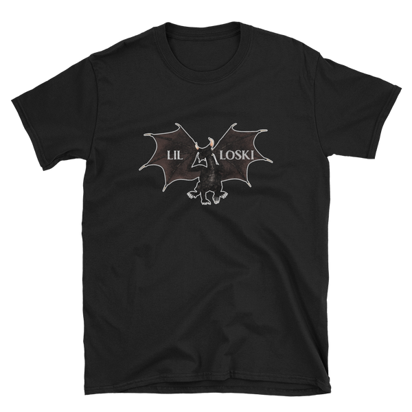 LIL LOSKI DRAGON T-SHIRT (Black)