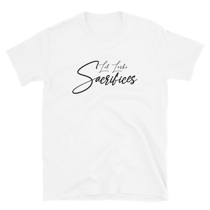 LIL LOSKI SACRIFICES T-SHIRT (White)