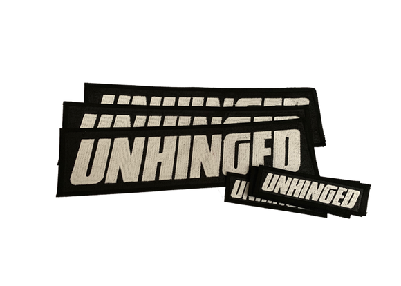 UNHINGED PATCHES