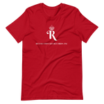REVOLUTIONARY RECORDS T-SHIRT (Red)