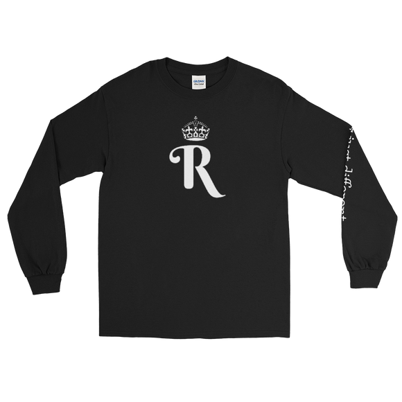 LYDELL R LOGO LONG SLEEVE (Black)
