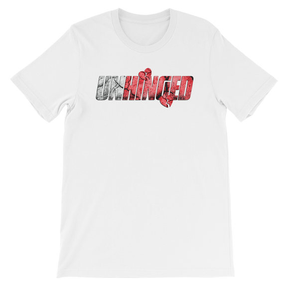 UNHINGED HEARTBREAK T-SHIRT (White)
