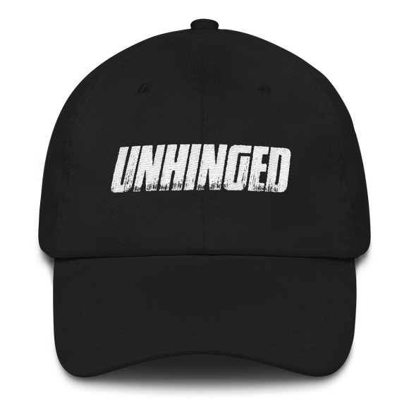 UNHINGED CLASSIC DAD HAT