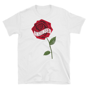 UNHINGED ROSE T-SHIRT (White)