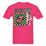UNHINGED ACIDITY T-SHIRT (Pink)