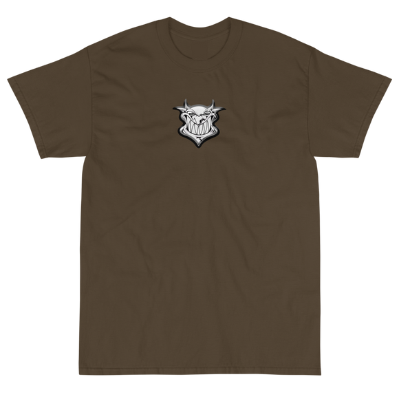 UNHINGED DEMON T-SHIRT (Brown)