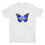 UNHINGED BUTTERFLY T-SHIRT (White)