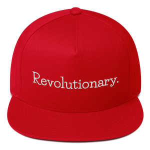 LYDELL REVOLUTIONARY SNAPBACK (Red)