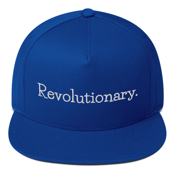 LYDELL REVOLUTIONARY SNAPBACK (Blue)