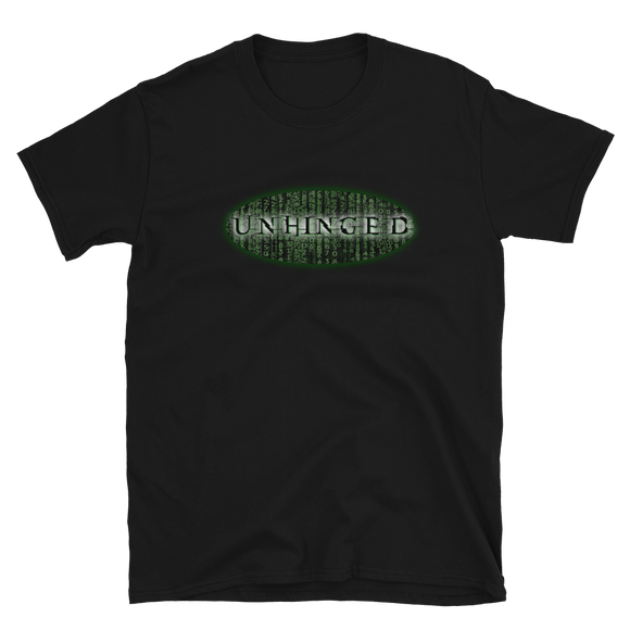 UNHINGED MATRIX T-SHIRT (Black)