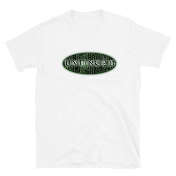 UNHINGED MATRIX T-SHIRT (White)