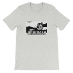 UNHINGED FLYING MONARCH T-SHIRT (Grey)