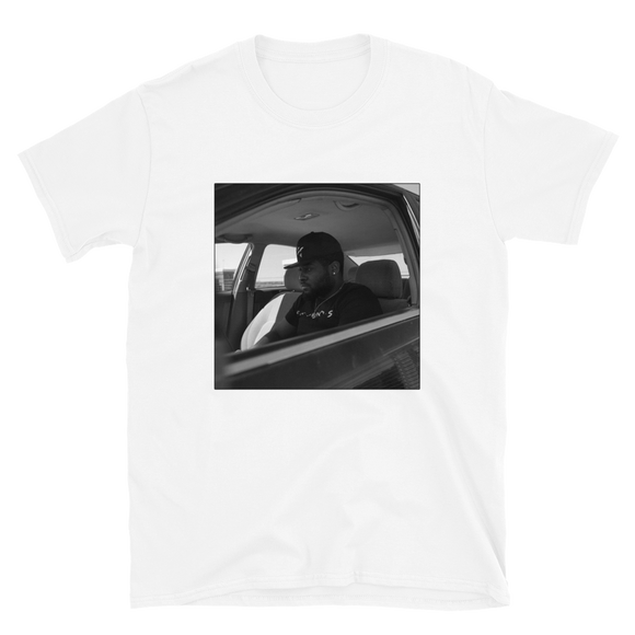LYDELL CAR T-SHIRT (White)