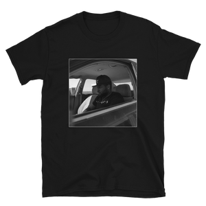 LYDELL CAR T-SHIRT (Black)