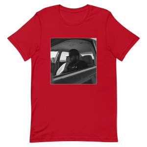 LYDELL CAR T-SHIRT (Red)