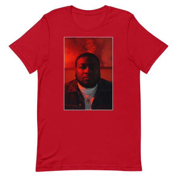 LYDELL T-SHIRT (Red)
