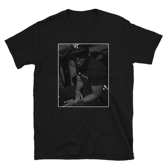 LYDELL T-SHIRT TWO (Black)