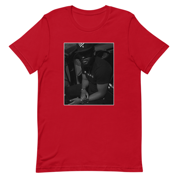 LYDELL T-SHIRT TWO (Red)