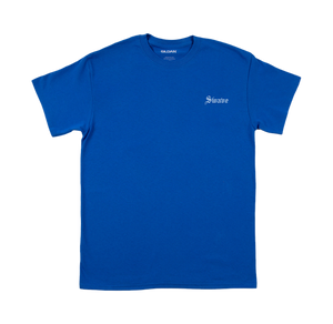 SWAVE OLD ENGLISH T-SHIRT (Royal Blue)