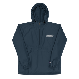 UNHINGED WINDBREAKER (Navy)