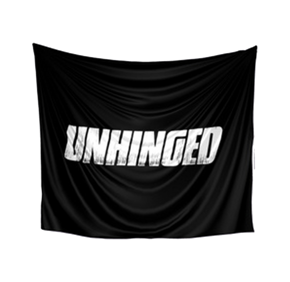 UNHINGED WALL TAPESTRY