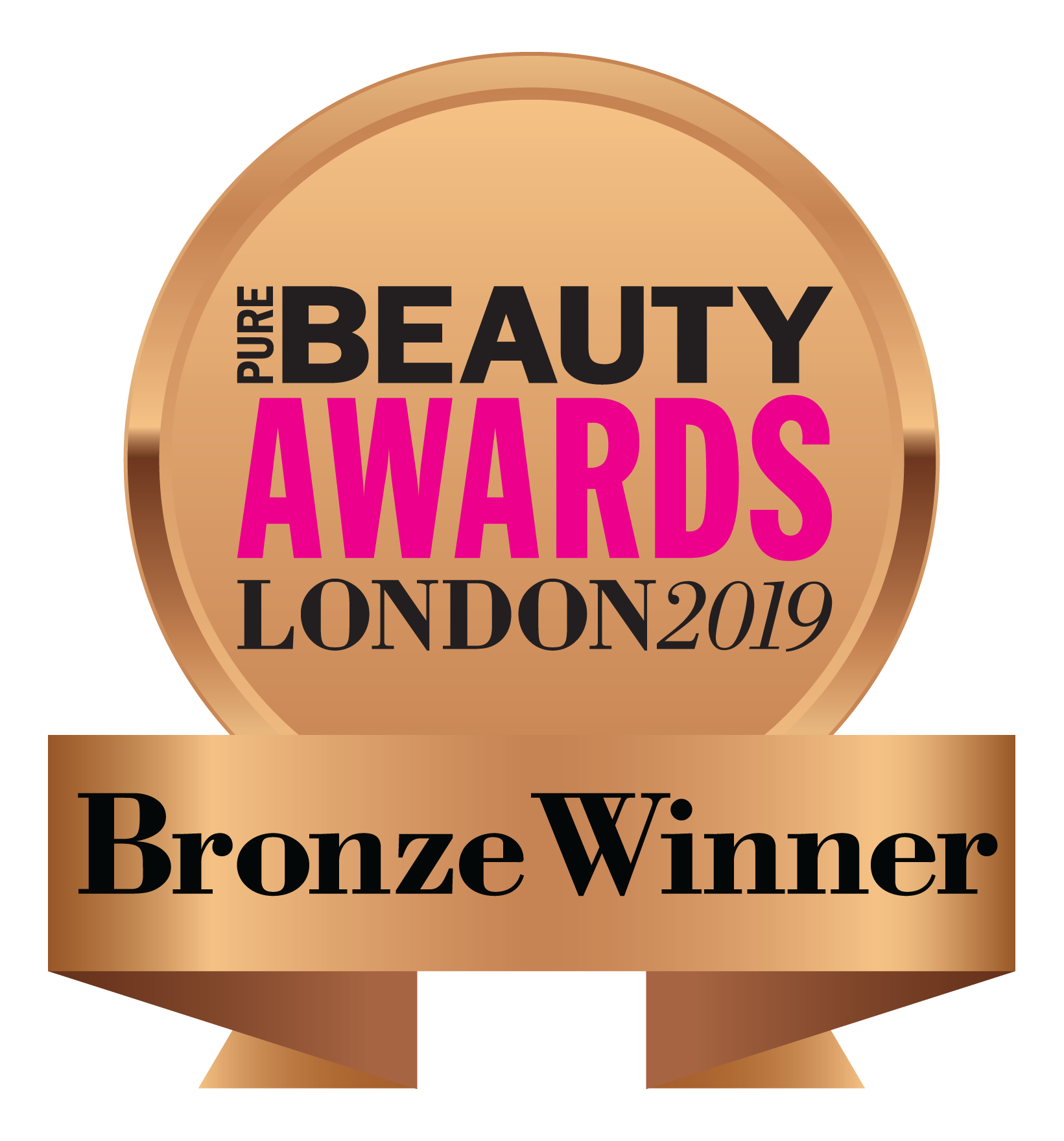 Bronze Winner Best Suncare & Tanning Product - London Pure Beauty Awards 2019