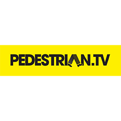 Pedestrian TV  Logo | Latest news in Celebrities, Movies, TV & Music