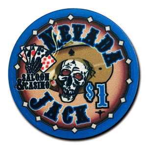 "Nevada Jacks ""Skulls"" Chips"