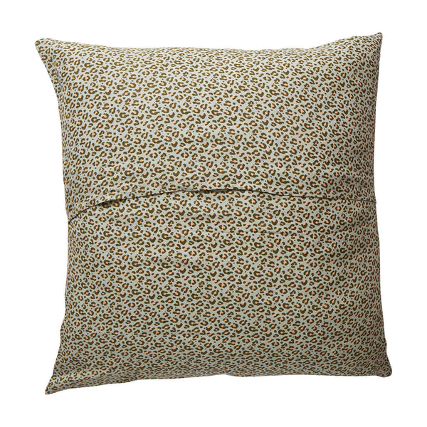 Ajo Saltbush Linen Euro Pillowcase Set
