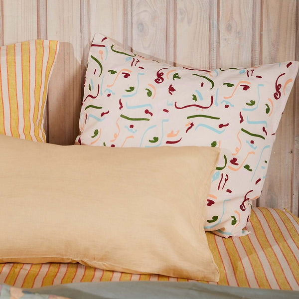 Assa Linen Euro Pillowcase