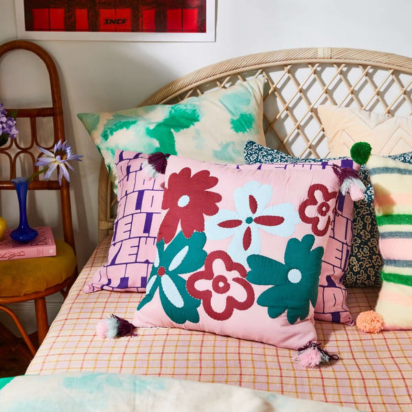 Beatrice Quilted Cushion