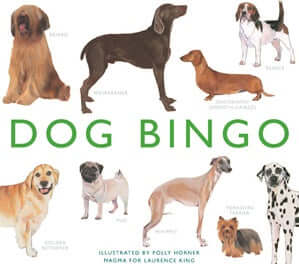 Animal Bingo - Cat, Dog, and Ocean