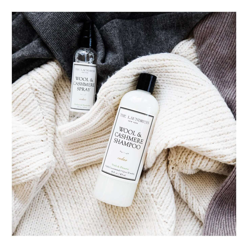 The Laundress Collection - Wool and Cashmere Shampoo 475ml