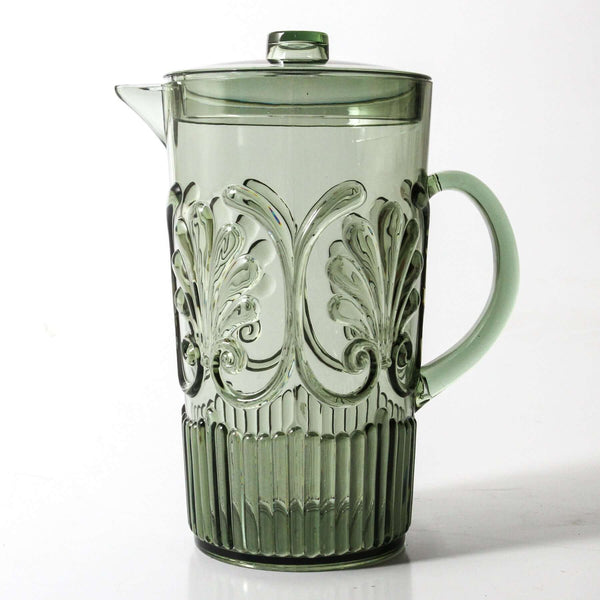 Flemington Acrylic Jug- Green