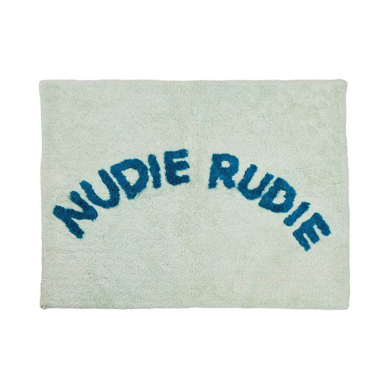 Tula - Nudie Bath Mat - Mint