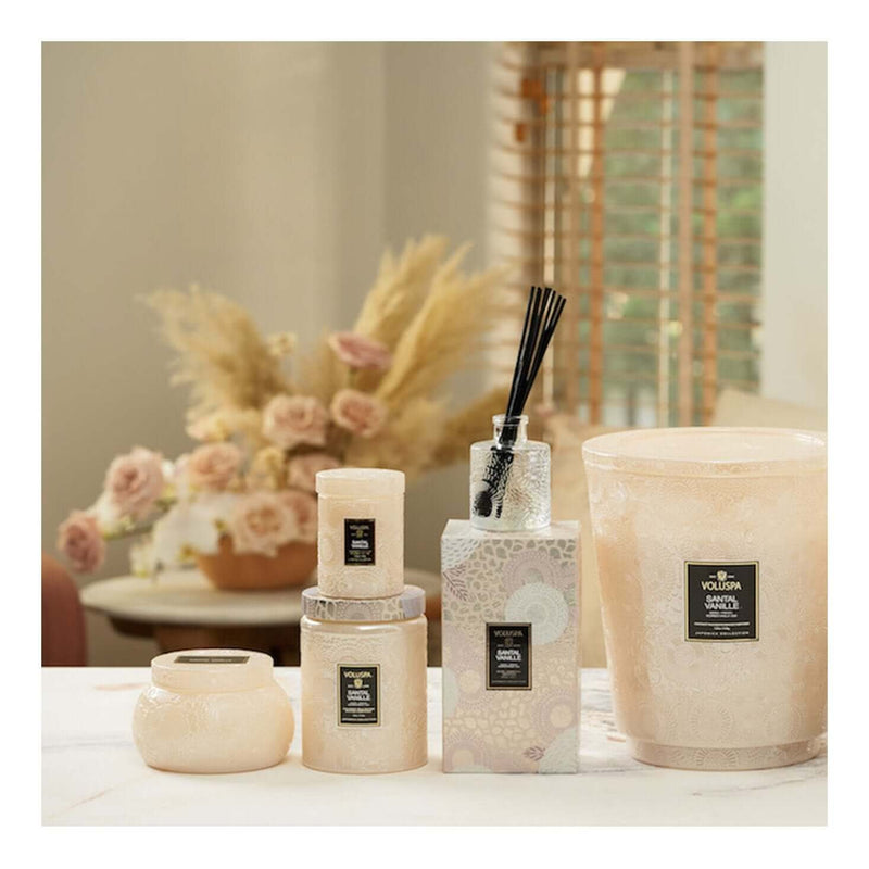 Santal Vanille Candles