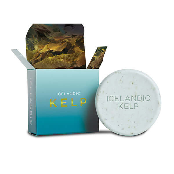 Icelandic Kelp and Moss Soap
