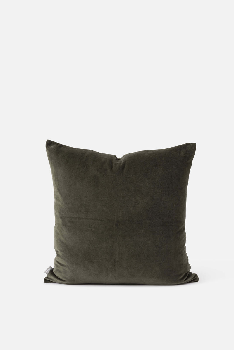 Cotton Velvet Cushions - Range of Colours
