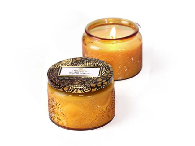 Baltic Amber Candles
