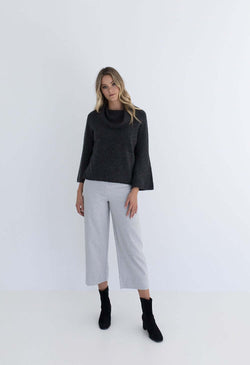 Stella Sweater - Charcoal