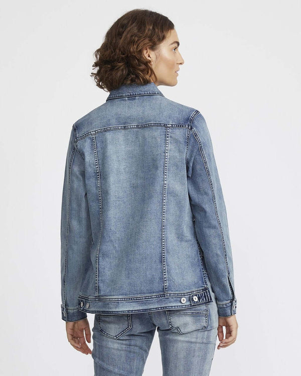 Jac and Mooki Denim Jacket - Various Washes