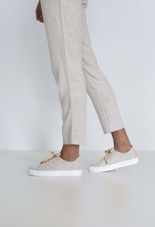Stevie Sneaker - Natural