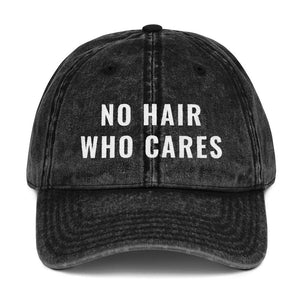 Chemo Baseball Cap Better and Co. Black