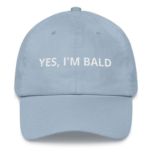 Chemo Baseball Cap Better and Co. Light Blue