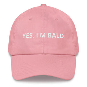 Chemo Baseball Cap Better and Co. Pink