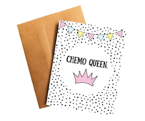 Chemo Queen Get Well Card Better and Co.