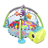Infant Toddler Baby Play Set Activity Gym Playmat Floor Rug Kids Toy