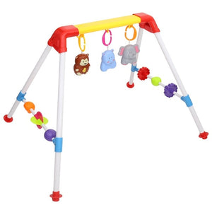 Colorful Musical Mobile Rattle Activity Gym Developmental Toy Baby Bell